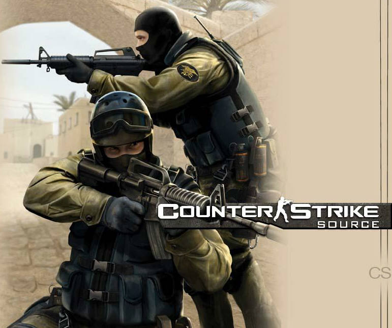 скачать Counter-Strike: Source OrangeBox Engine v56 бесплатно, скачать Counter Strike Source бесплатно