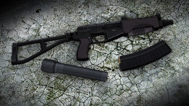 "скачать SR-3M ""Vikhr"" Compact assault rifle бесплатно"